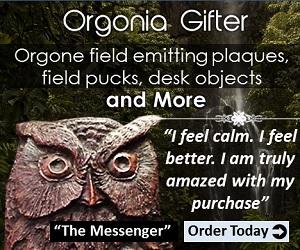 Arkansas: Emerging Crystal Portal   Orgonia Gifter